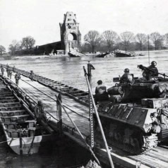Panzer Grenadier Headquarters Library Battle Type: River Crossing for Panzer Grenadier game series