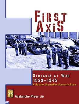 First Axis boxcover