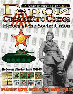 Heroes of the Soviet Union boxcover