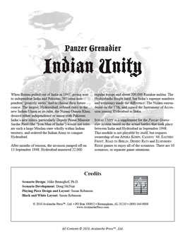 Indian Unity boxcover
