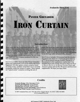 Iron Curtain boxcover