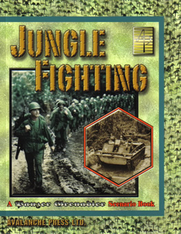 Jungle Fighting boxcover
