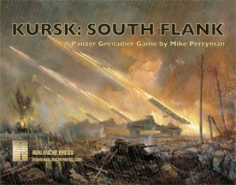 Kursk - South Flank boxcover