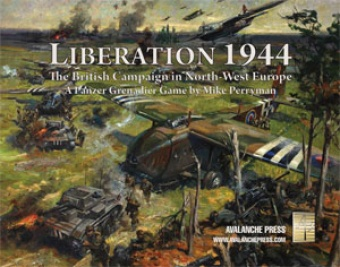 Liberation 1944 boxcover