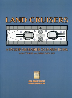 Land Cruisers boxcover
