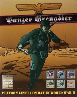 Panzer Grenadier boxcover