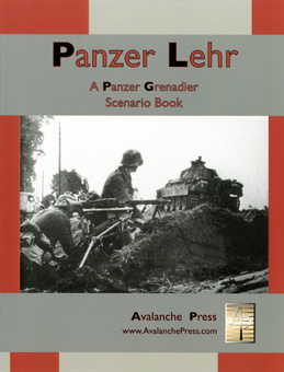 Panzer Lehr boxcover