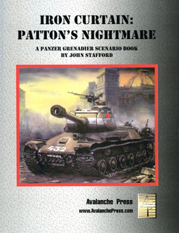 Patton's Nightmare boxcover