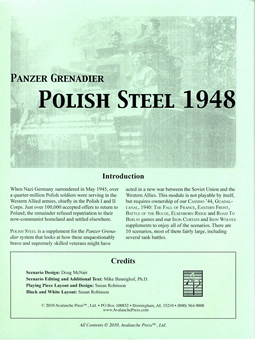 Polish Steel boxcover