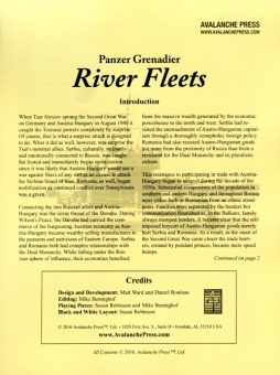 River Fleets boxcover