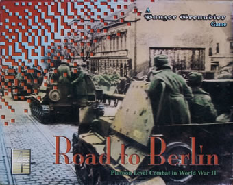 Road to Berlin boxcover