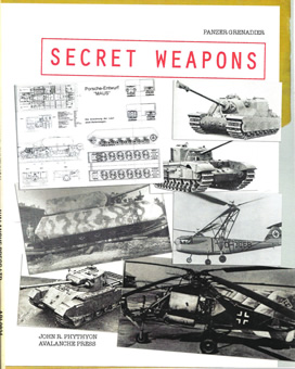 Secret Weapons boxcover