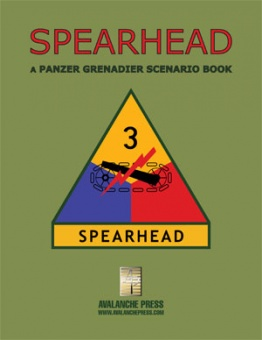 Spearhead Division boxcover