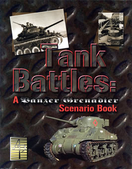 Tank Battles boxcover