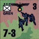 Panzer Grenadier Headquarters Library Unit: Germany Schutzstaffel Gren for Panzer Grenadier game series
